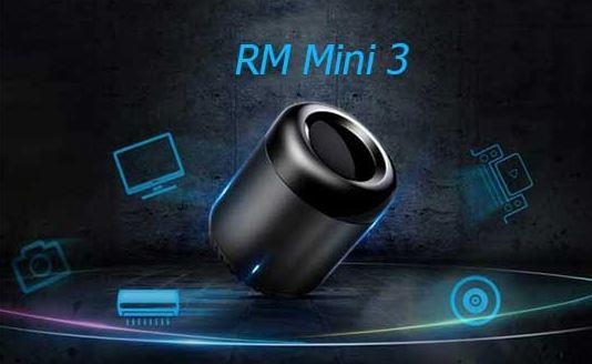 Bộ điều khiển mở rộng hồng ngoại Broadlink RM Mini 3