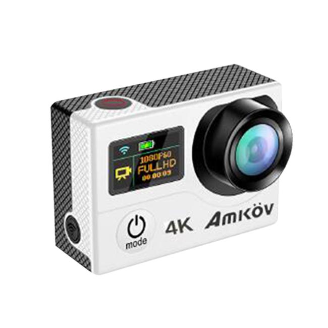 Camera Thể Thao AMK8000S 4K 25fps/1080P 60fps