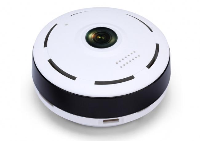 Camera IP SmartZ Quay 360 Độ SCR3603