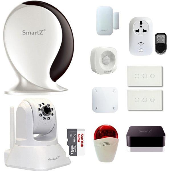 Gói Smarthome Cơ Bản Chính Hãng SmartZ