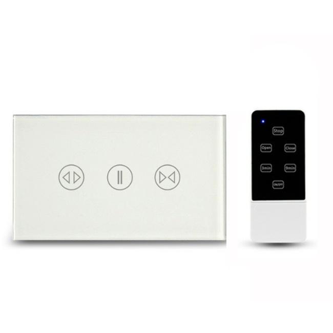 Công Tắc Thông Minh Cảm Ứng 3 Nút Tròn SW2-3 Có Kèm Remote
