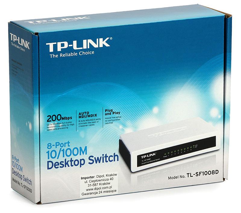 TP-Link SF1008D